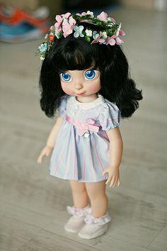 "Disney Animators' Collection Snow White Doll 16"""