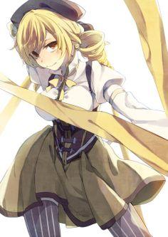 マミさん | ムギ [pixiv] #anime