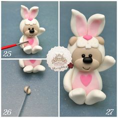 Bunny Bear Tutorial
