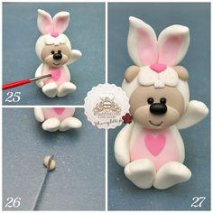 Bunny Bear Tutorial