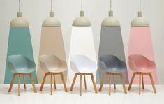 Hippe design kuipstoel Prop Design, Wall Design, Prop Styling, Layout Inspiration, Editorial Design, Dining Chairs, Display Window, Studio Design, Interior Design