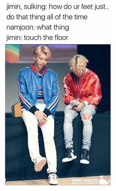 Awhhh Jimin c'mere we can be shorties together ☺️