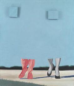 James Rosenquist  Untitled (Blue Sky)  1962