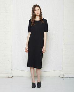 La Garçonne Moderne  Didion Rib Dress
