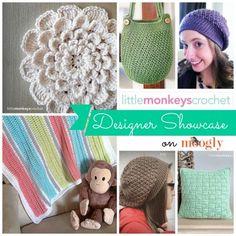 Moogly did a Designer Showcase of Little Monkeys Crochet