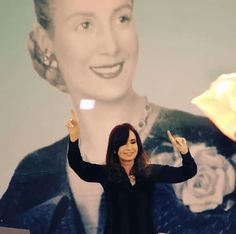 Evita y Cristina Cristina Fernandez, President Of Argentina, Nestor Kirchner, Ben Hardy, New Years Eve Party, Pretty Woman, Rock And Roll, Che Guevara, Photoshoot