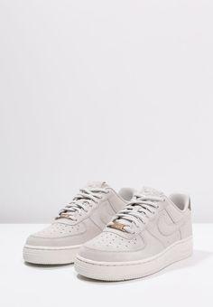 newest c9814 97284 Baskets Nike Sportswear AIR FORCE 1 07 PREMIUM - Baskets basses - gamma grey  phantom