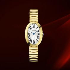 Love this Cartier Baignoire watch!!