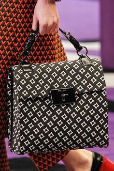 07d7b0556421 Accessoires  Taschen Herbst Winter 2012. Cheap HandbagsPrada ...