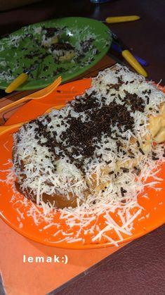 Food N, Diy Food, Food And Drink, New Recipes, Favorite Recipes, Snap Food, Indonesian Food, Aesthetic Food, Food Cravings
