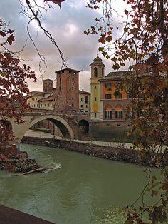 Winter in Rome Copyright: Romano Lattanzi
