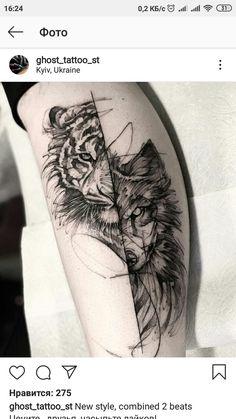 - Tattoo Thinks Mini Tattoos, New Tattoos, Body Art Tattoos, Small Tattoos, Tattoos For Guys, Lion Tattoo Sleeves, Sleeve Tattoos, Rubin Rose, Geometric Wolf Tattoo