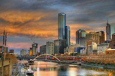 #melbourne #australia #home #yarrariver