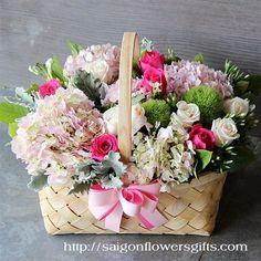 Flowers for Mum - http://saigonflowersgifts.com