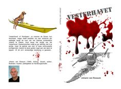 Vesterhavet, my first thriller! Probably the first 'krimi' with illustrations (I feel more illustrator than autor)