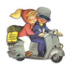 Los cuentos de Ferrandiz... =) Nostalgia, Holly Hobbie, Forever Young, Vintage Postcards, Rapunzel, Make You Smile, My Childhood, Smurfs, Memories