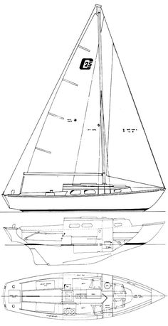 14 Best Sailboats 25' - Cape Dory 25 images in 2015 | Dory