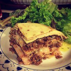 http://instagram.com/p/kn-tpBjIQx/  #lasanha #lasanhadukan #dukan #diet #wrapdukan #wrap #dukandiet #receitasdukan #dukanrecipes #lowcarb #eatclean #eathealthy #healthyfood #food #protein