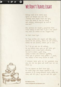 Lovely Poem by Marija Smits on page 27 of 2nd edition #Parent Tribe #Magazine http://www.parenttribe.net/