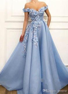 Floral Prom Dresses, Baby Blue Dresses, Cute Prom Dresses, Homecoming Dresses, Formal Dresses, Cinderella Prom Dresses, Baby Blue Homecoming Dress, Big Prom Dresses, Bridesmaid Dresses
