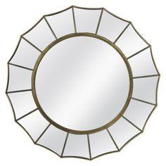 Threshold™ Starburst Mirror