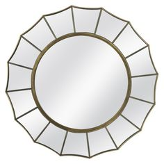 Threshold™ Starburst Mirror