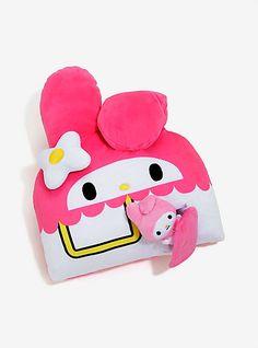 Hello Sanrio My Melody House PillowHello Sanrio My Melody House Pillow,