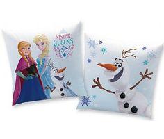 Disney Frozen Kussen Sister Queens 100% Polyester 40x40cm