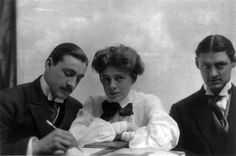 Lionel, Ethel, and John Barrymore;