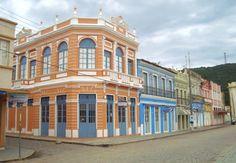 Florianópolis (SC), Brasil - centro histórico