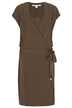 Gwyneth Dress By DIANE VON FURSTENBERG @ http://www.boutique1.com/ YUM YUM CHOCOLATE!!!!