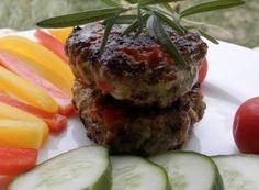 Recept Hovězí karbanátky se zeleninou Food And Drink, Beef, Author, Meat, Steak