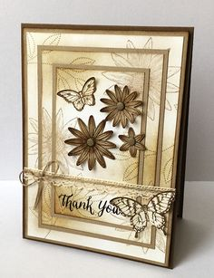 Caring for Stamps: Vintage Vrijdag #40: Stampin' Up! ~ Grateful Bunch