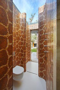 WELLNESS BATHROOM | DE BEVER ARCHITECTEN | VIA @THEARTOFLIVINGONLINE ...