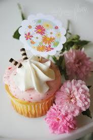 cute cupcake topper