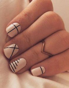 Cute Pink Nail Art Designs for Beginners #nailart