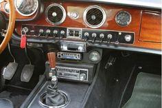 Maserati Quattroporte _interior