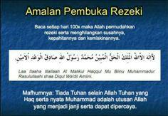 Amalan pembuka rezeki lps solat 5 waktu or skali gus Reminder Quotes, Self Reminder, Islamic Love Quotes, Muslim Quotes, Pray Quotes, Doa Islam, Islam Muslim, Just Pray, Prayer Verses
