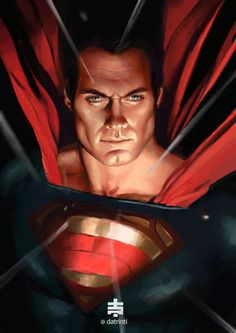 Man of Steel After Alex Ross