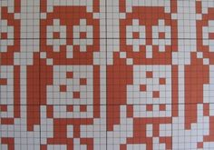 Handicrafts: Jacquard Drawings for Kids . Crafts: Jacquard Patterns for Kids Knits / Intarsia knitting patterns for children. Intarsia Knitting, Knitting Charts, Knitting Patterns, Fair Isle Chart, Fair Isle Pattern, Cross Stitch Bird, Cross Stitch Embroidery, Crochet Birds, Fair Isle Knitting