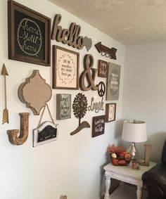 Rustic Kitchen Wall Decorating Ideas 1