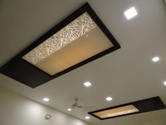 House Ceiling Design, Ceiling Design Living Room, Bedroom False Ceiling Design, Living Room Designs, Ceiling Panels, Gypsum Ceiling, Ceiling Lights, Commercial Interior Design, Commercial Interiors