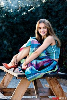 Meet Olivia Cooke, the Scary-Good Actress Set to Take Hollywood by Storm