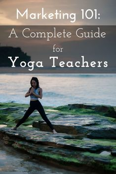 Marketing A Complete Guide For Yoga Teachers Learning how you market yourself as a yoga teacher can help your yoga business grow fast. Understand the basics with our complete guide to marketing. Total Abs, Fitness Video, Yoga Fitness, Fitness Transformation, Boot Camp, Workout Cardio, Workout Routines, Workout Motivation, Health Motivation