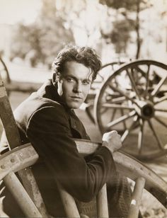 Henry Fonda in 'The Farmer Takes a Wife', directed by Victor Fleming, 1935