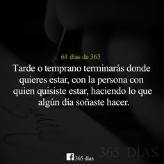 Y cumpliendo las promesas que algún día nos hicimos... Tumblr Quotes, Me Quotes, Karma Frases, Spanish Quotes, My Goals, Happy Thoughts, Beautiful Words, Sad, Wisdom