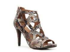 Fergalicious Histeria Sandal | DSW $40
