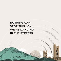 Nothing can stop this joy! From 'Let It Echo' - new album from Jesus Culture coming 01.15.16
