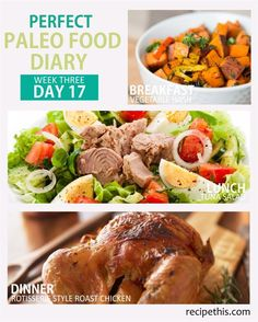 Cooking Tips | My Day 17 of going strictly Paleo brought to you by RecipeThis.com