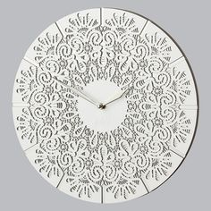 Wall clock, completely handmade. Created Russian designers in the creative studio. Our clocks are the best decoration of any interior. German,